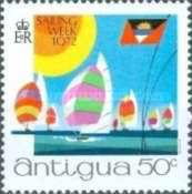 [Sailing Week; Inauguration of Antigua & Barbuda Information Centre in New York, type FS]