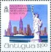 [Sailing Week; Inauguration of Antigua & Barbuda Information Centre in New York, type FU]