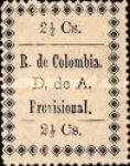 [Medellin Issue - Colored Paper, Typ AP]