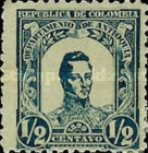 [The 100th Anniversary of the Birth of General José Maria Cordoba, 1799-1829, Typ AW]