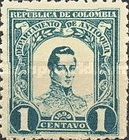 [The 100th Anniversary of the Birth of General José Maria Cordoba, 1799-1829, Typ AW1]