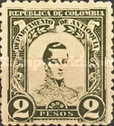 [The 100th Anniversary of the Birth of General José Maria Cordoba, 1799-1829, Typ AW2]
