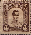 [The 100th Anniversary of the Birth of General José Maria Cordoba, 1799-1829, Typ AW4]