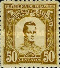 [The 100th Anniversary of the Birth of General José Maria Cordoba, 1799-1829, Typ AW8]