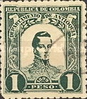 [The 100th Anniversary of the Birth of General José Maria Cordoba, 1799-1829, Typ AW9]