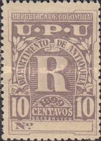 [Registration Stamp, Typ AZ]