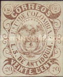 [Coat of Arms of Colombia - Inscription
