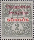[Hungary Express Stamp Overprinted