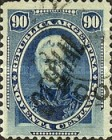 [Postage Stamps of 1867-1887 Overprinted