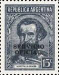 [Postage Stamps of 1935-1951 Overprinted in Black, Typ D11]