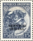 [Postage Stamps of 1935-1951 Overprinted in Black, Typ D13]