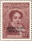 [Regular Issues of 1945 Overprinted - 12mm in Lenght, Typ E4]