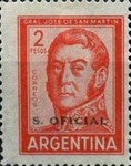[Postage Stamps of 1961-1969 Overprinted