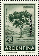 [Postage Stamps of 1965-1966 Overprinted