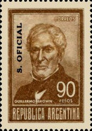 [Postage Stamps of 1964-1967 Overprinted