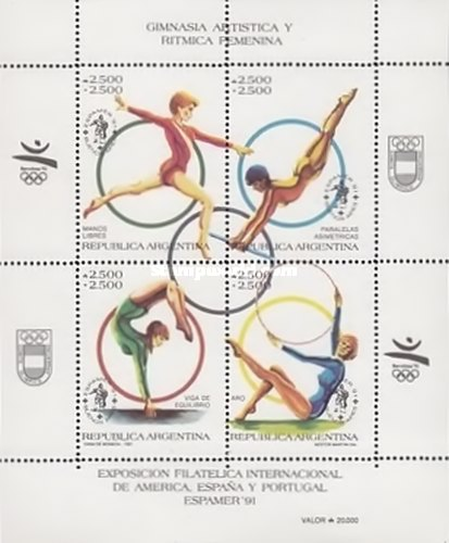[Spain-Latin America Stamp Exhibition