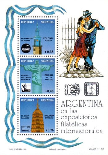 [International Stamp Exhibitions, Typ ]