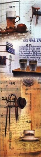 [Cafes in Buenos Aires - Self-Adhesive Stamps, Typ ]