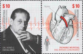 [Dr. René G. Favaloro, 1923-2000 - Worldwide Pioneer of Coronary Bypass Surgery, Typ ]