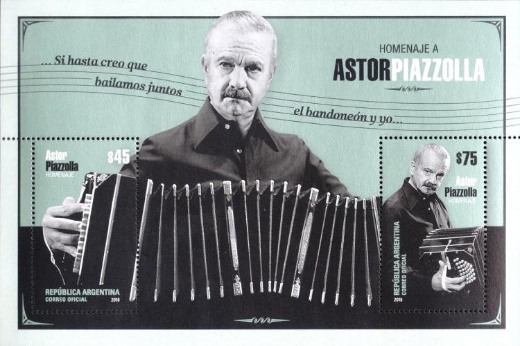 [Astor Piazzolla, 1921-1992, Typ ]