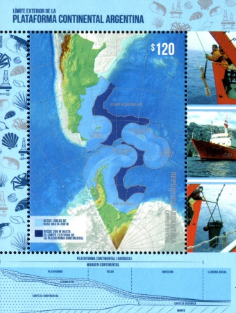 [Exterior Limit of the Argentine Continental Shelf, Typ ]