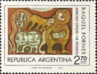 [Contemporary Argentine Paintings, Typ AHS]