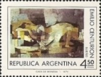 [Contemporary Argentine Paintings, Typ AHT]