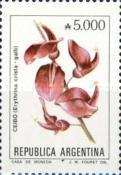 [Flowers of Argentina, Typ BNX]