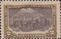 [The 100th Anniversary of the Revolution, 1810-1910, Typ BO]