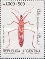 [Argentine Philately, Insects, type BOI]