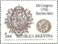 [The 14th Congress of the American-Spanish Postal Union - Buenos Aires, type BOQ]