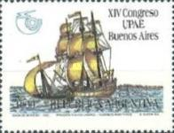 [The 14th Congress of the American-Spanish Postal Union - Buenos Aires, type BOS]