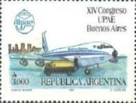 [The 14th Congress of the American-Spanish Postal Union - Buenos Aires, type BOT]