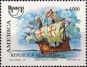 [America, Voyages of Discovery, Typ BQY]