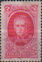[The 100th Anniversary of the Revolution, 1810-1910, Typ BR]