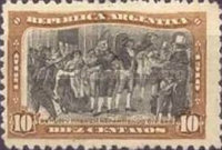 [The 100th Anniversary of the Revolution, 1810-1910, Typ BS]