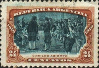 [The 100th Anniversary of the Revolution, 1810-1910, Typ BV]