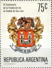 [The 400th Anniversary of San Luis, Typ BVS]
