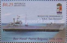 [The 100th Anniversary of the Port Belgrano Naval Base, Typ BZN]