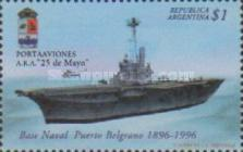 [The 100th Anniversary of the Port Belgrano Naval Base, Typ BZO]