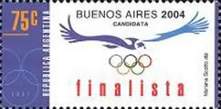 [Inclusion of Buenos Aires in Final Selection Round for 2004 Olympic Games, Typ CAZ]