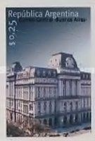 [Central Post Office, Buenos Aires - Self-Adhesive, Typ CBG]