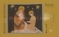 [Christmas, Tapestries of the Nativity - Self-Adhesive, Typ CCD1]