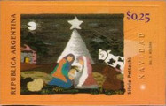 [Christmas, Tapestries of the Nativity - Self-Adhesive, Typ CCE]