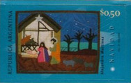 [Christmas, Tapestries of the Nativity - Self-Adhesive, Typ CCH]