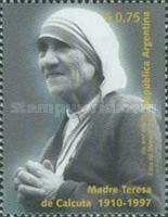 [Mother Teresa Commemoration, Founder of the Missionaries of Charity, Typ CCK]