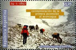 [The 100th Anniversary of the First Ascent of Mount Aconcagua, Typ CCM]