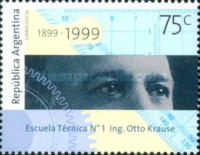 [The 100th Anniversary of Technical School Number 1 - Otto Krause, Typ CGK]