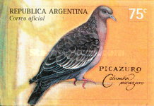 [Doves and Pigeon - Self Adhesive Stamps, type CIU]