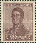 [General José Francisco de San Martín, 1778-1850, Typ CJ2]